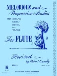 Melodious and Progressive Studies v.1 . Flute . Various