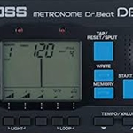 DB60 Boss Dr. Beat w/ Metronome
