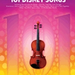 101 Disney Songs . Violin . Various