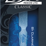 Legere Reeds L120804 Classic Plastic Clarinet #2 Reed . Legere
