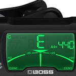 TU-03 Clip on Tuner/Metronome . Boss