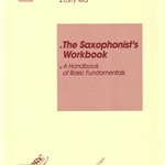 The Saxophonist's Workbook . Saxophone . Teal