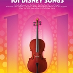 Disney Songs (101) . Cello . Various