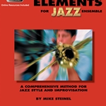 Essential Elements for Jazz Ensmble . Trombone . Steinel