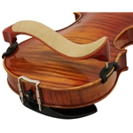 SR7180 Violin Shoulder Rest w/o Hook (3/4-4/4, maple) . Mach One