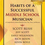 Habits of a Successful Middle School Musician . Baritone Saxophone . Various