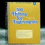 500 Hymns of Instruments Book D . Trombone/Bass . Various