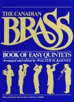 Book of Easy Quintets . Trumpet I . Various