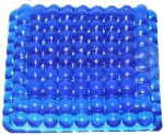 Super Sensitive SS9456 Stoppin Endpin Floor Protector (blue) . Super-Sensitive