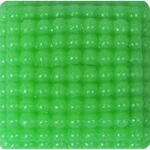 Super Sensitive SS9455 Stoppin Endpin Floor Protector (green) . Super-Sensitive