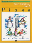 Alfred's Basic Piano Course: Merry Christmas! v.3 . Piano . Various