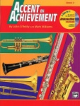 Accent On Achievement v.2 w/CD . Horn . O'Reilly/Williams