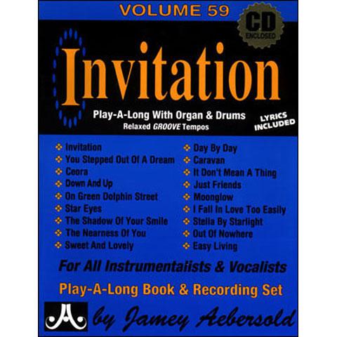 Cadence music in florida aebersold vol 59 invitation wcd 59 invitation wcd stopboris Images