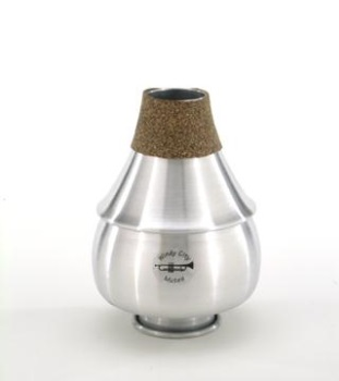 AABM All-Aluminum Ball Trumpet Mute (wah-wah) . WIndy City