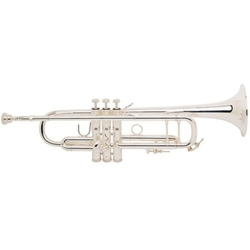 180S37 Stradivarius Bb Trumpet Outfit . Bach