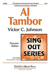 Al Tambor (2-part) . Choir . Johnson
