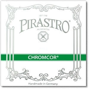 319820 Chromcor Violin E String (4/4, loop) . Pirastro