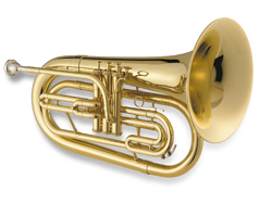 560L Bb Marching Baritone Outfit . Jupiter