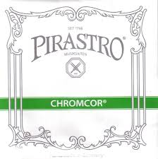 329120 Chromcor 4/4 Viola A String (ball/loop) . Pirastro