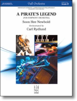 A Pirate's legend . Ful Orchestra . Newbold