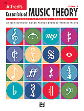Alfred's Essentials of Music Theory v.1 . Music Theory . Various