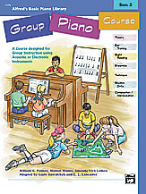 Alfred's Basic Piano Library Group Piano Course v.2 . Piano . Various