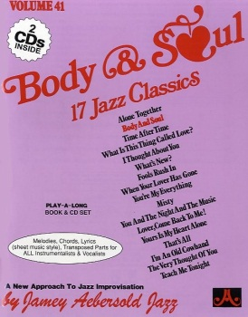 Aebersold Vol. 41  Body and Soul  W/CD