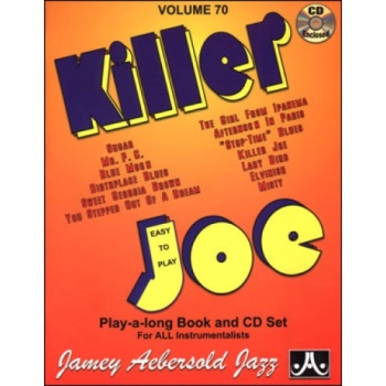 Aebersold Vol. 70  Killer Joe  W/CD