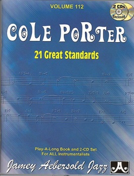 Aebersold Vol. 112 Cole Porter  W/CD
