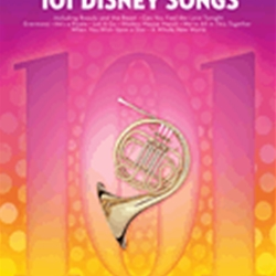 101 Disney Songs . French Horn . Various